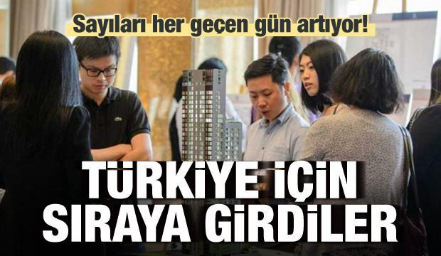 Asyalı yatırımcı Türkiye'den ev alıyor