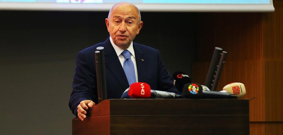 Nihat Özdemir'den Süper Lig için yeni açıklama