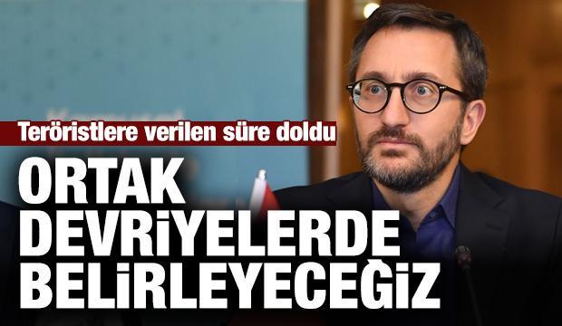 Türkiye'den çekilme açıklaması
