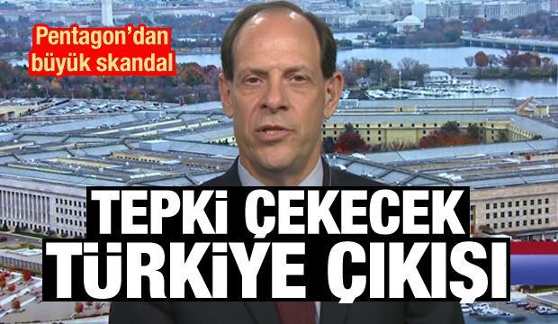 Pentagon'dan Türkiye'nin tepkisini çekecek büyük skandal