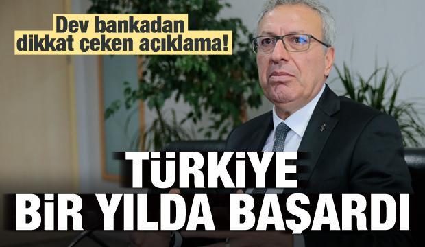Adnan Bali: Türkiye beklenenden hızlı toparlandı