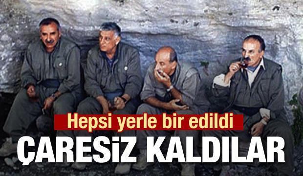 PKK'da çözülmeyi engellemek için yasak geldi!