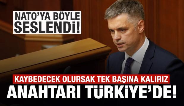 Pristayko: Anahtarı komşumuz Türkiye'de!