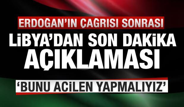 Libya müftüsünden son dakika Türkiye ve asker açıklaması