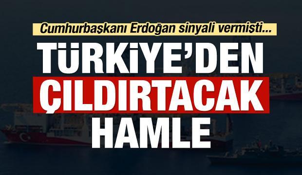 Türkiye'den çıldırtacak bir hamle daha!
