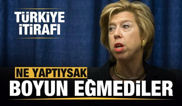 İtiraf geldi: Türkiye'ye boyun eğdiremedik