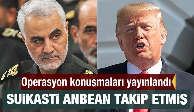 Trump, Kasım Süleymani'yi nasıl öldürdüklerini anlattı