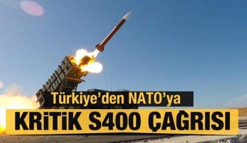 Çavuşoğlu: S-400 füze sistemleri NATO ile uyumlu