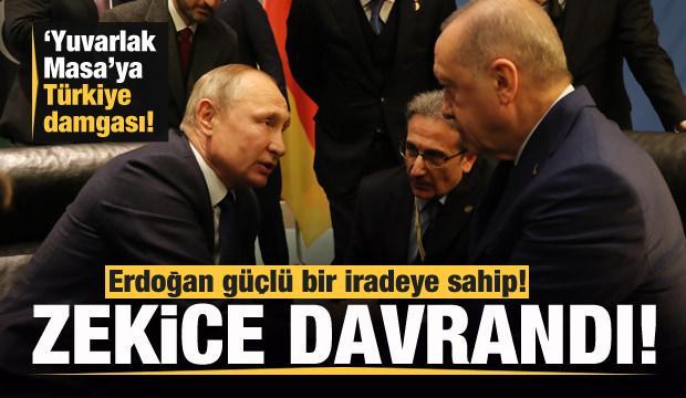 Rus uzman Aslanbek Mozloyev: Türkiye zekice davrandı