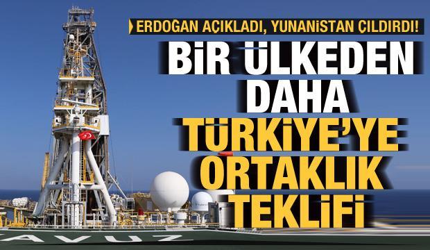 Son dakika haberi: Bir ülkeden daha Türkiye'ye ortaklık teklifi