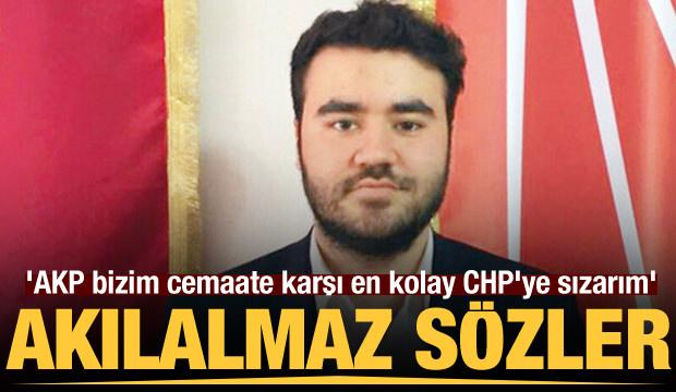 Akılalmaz detaylar ortaya çıktı: AKP bizim cemaate karşı en kolay CHP'ye sızarım