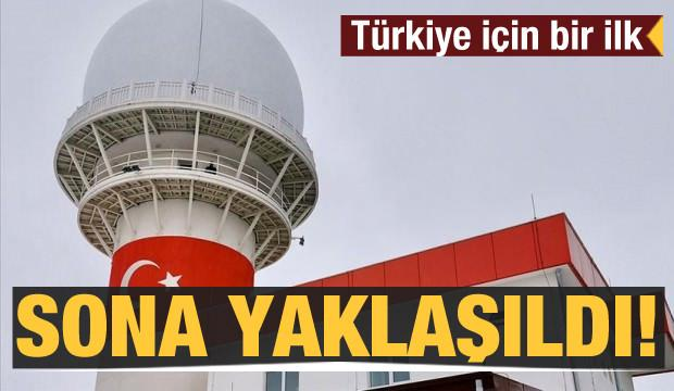 Türkiye için bir ilk daha! Milli radarda sona yaklaşıldı