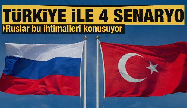 Dikkat çeken analiz: Rusya ile Türkiye arasında 4 senaryo