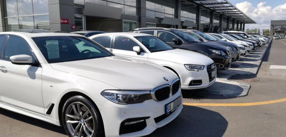 İkinci el otomobile rağbet ve fiyat arttı! Esnaf araç bulamıyor