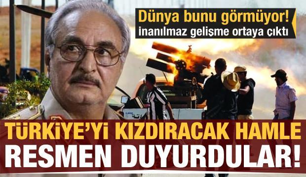 Türkiye'yi kızdıracak hamle! Resmen duyurdular: Akıllara zarar sevkiyat