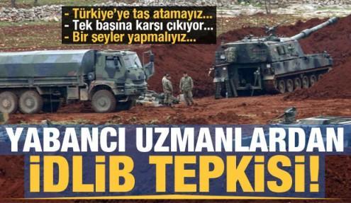 Yabancı uzmanlardan tam destek: Türkiye tek başına karşı çıkıyor!
