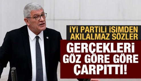 İyi Partili isimden akılalmaz açıklama: Türkiye en iyisiyken panik oluşturmaya çalışıyor