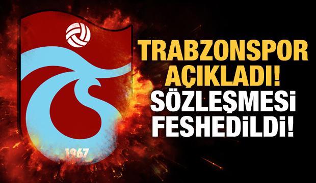 Trabzonspor Mikel'in sözleşmesini feshetti!