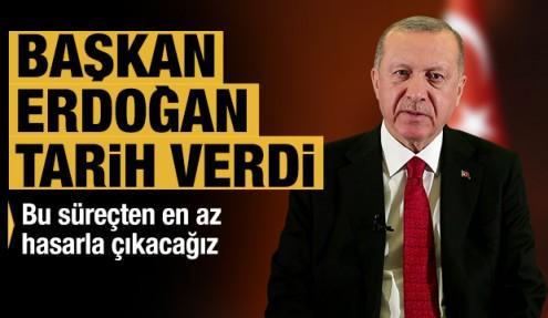 Son Dakika: Başkan Erdoğan: Dünyanın 69 ülkesi Türkiye'den yardım istedi