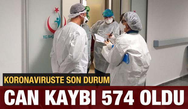 Son dakika haberi: Sağlık Bakanı Koca koronavirüste yeni vaka sayısını açıkladı