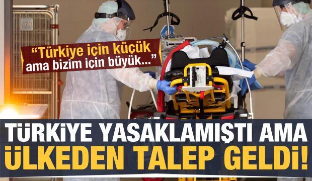 Türkiye yasaklamıştı! Ülkeden talep geldi: Anlayış bekliyoruz!
