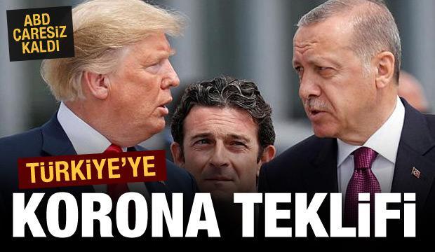 ABD'den Türkiye'ye malzeme takası teklifi