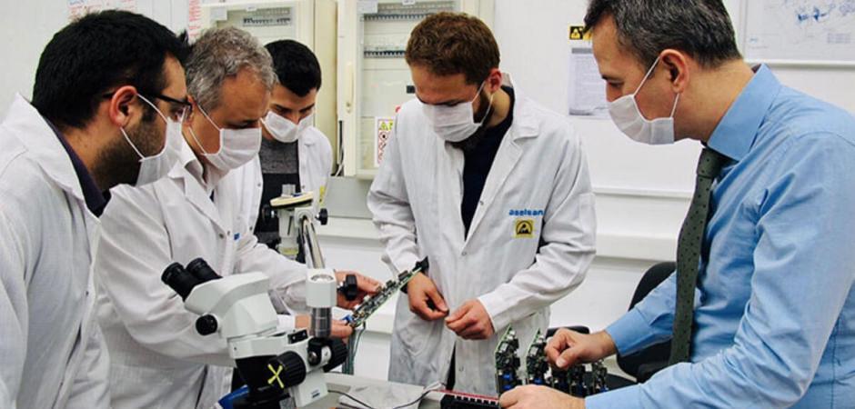 ASELSAN yerli solunum cihazı için üretim hattını kurmaya başladı