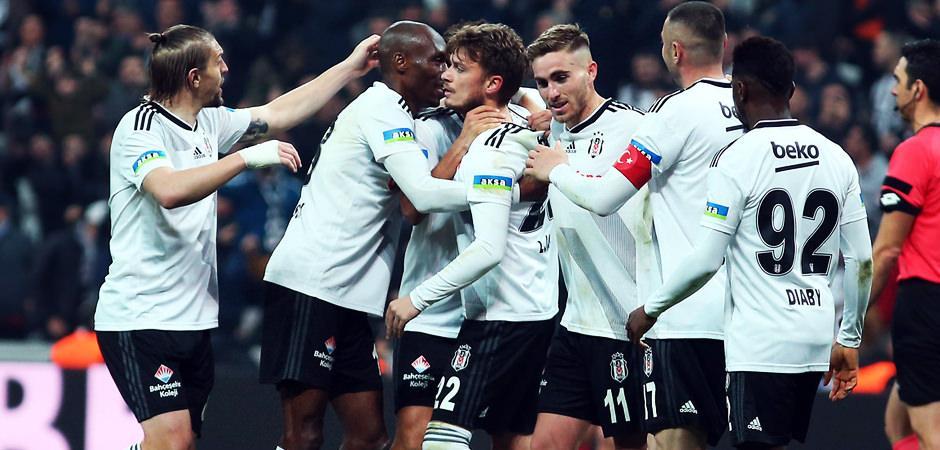 Beşiktaş'ta 5 isim gözden çıkarıldı