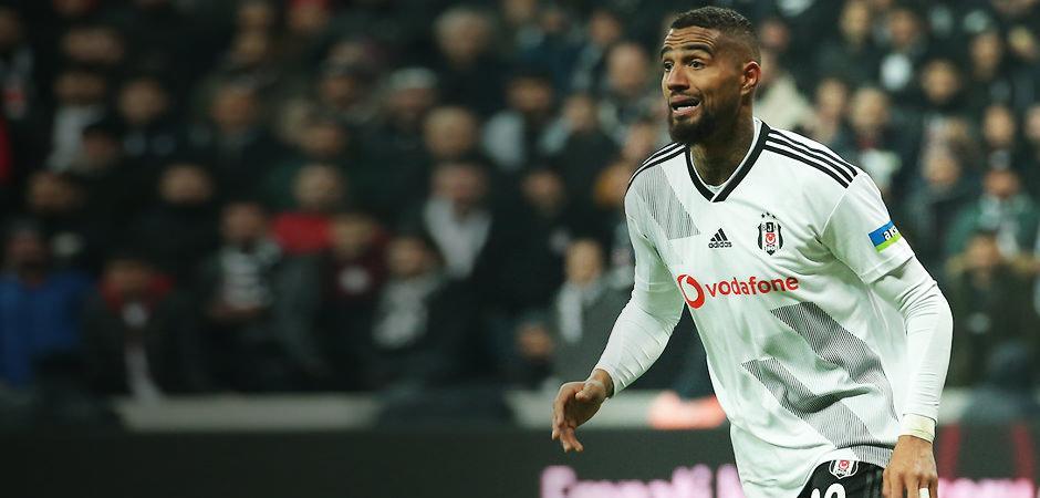 Beşiktaş'tan Boateng'e: Feda dersen kalırsın!