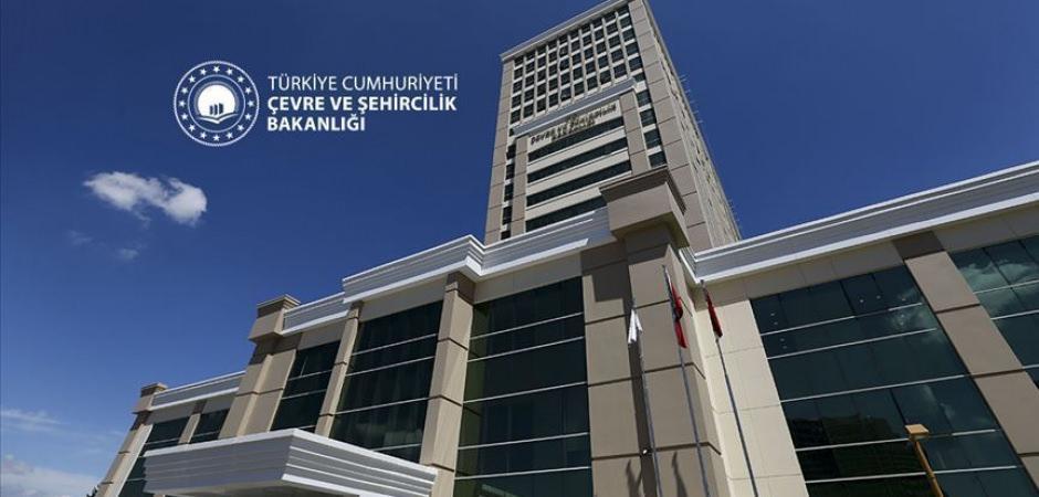 Çevre ve Şehircilik Bakanlığı'nda koronavirüs tedbiri