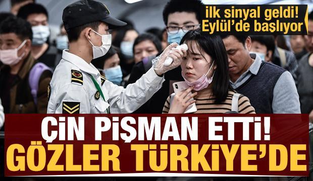 Çin pişman etti, gözler Türkiye'de! Eylül'de başlıyor