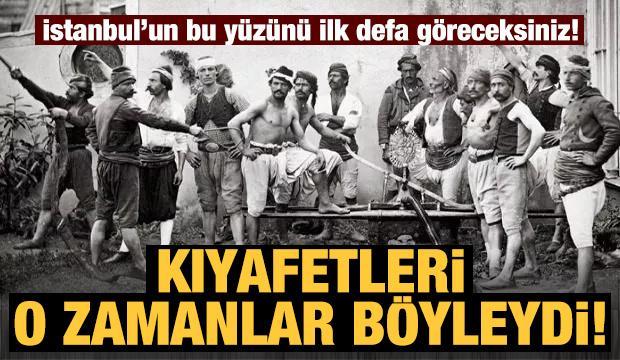 İşte tarihi karelerle: İstanbul