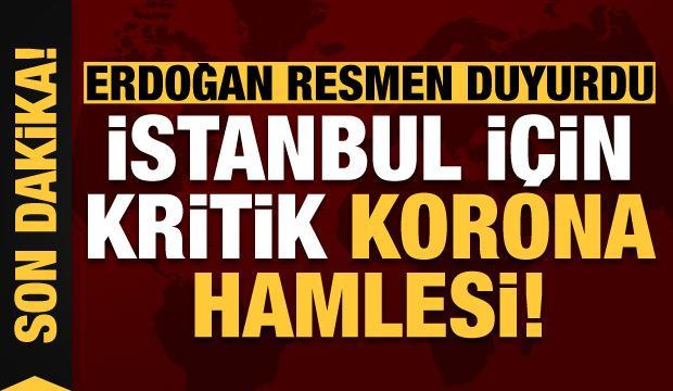 Son dakika haberi: Erdoğan müjdeyi verdi! İstanbul'un iki yakasına kurulacak...