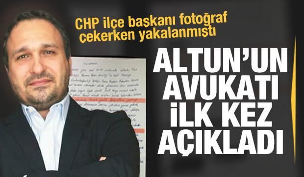 Fahrettin Altun'un avukatı açıkladı: İfadesinde kabul etti