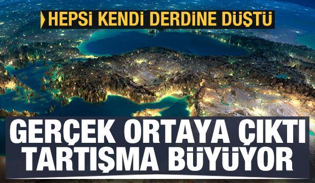Türkiye gerçeği ortaya çıktı! Tartışma büyüyor
