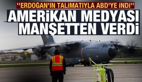 Türkiye'nin ABD'ye gönderdiği yardımlar Amerikan medyasında ses getirdi