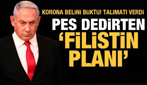 İsrail'den pes dedirten 'Filistin Planı'