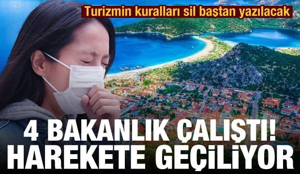 Türkiye'de turizm sektöründe kurallar yenileniyor: Koronavirüs önlemleri