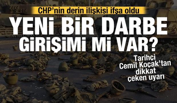 Cemil Koçak yorumladı: CHP ile darbeciler arasındaki derin ilişki!