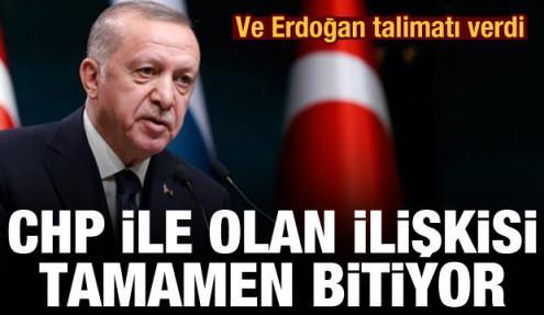Erdoğan talimatı verdi! CHP'nin İş Bankası'ndaki hisseleri ile ilgili yeni gelişme