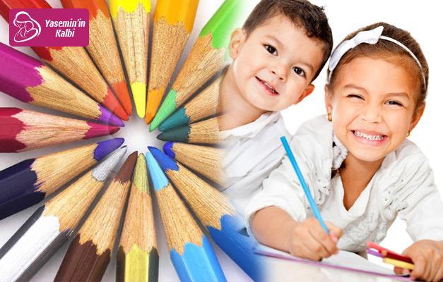 Bebekler renkleri ne zaman ayırt edebilir? Renkler nasıl öğretilir? Okul öncesi renk etkinliği