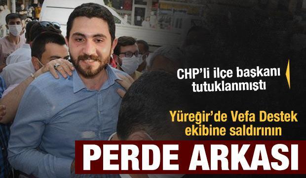 Adana Milletvekili Erdinç: Yüreğir'deki saldırı CHP'nin hazımsızlığının sonucu