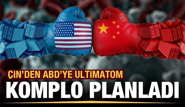 Çin ABD'ye karşı kendini böyle savundu: Vicdana aykırı
