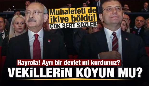 DSP Genel Başkanı Önder Aksakal, Kılıçdaroğlu ve İmamoğlu'nu topa tuttu