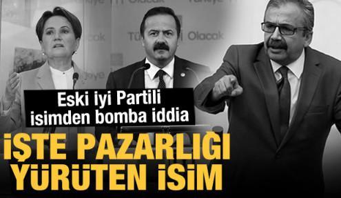 Eski İYİ Partili isimden çok konuşulacak iddia: HDP ile pazarlığı yürüten ismi açıkladı