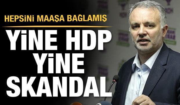 HDP'li belediye ByLock'çuya her ay maaş gönderiyor