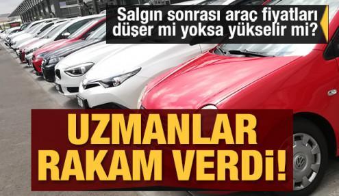 İkinci el ve sıfır araba fiyatları düşer mi? Açıklama geldi