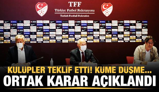 Süper Lig için ortak karar açıklandı