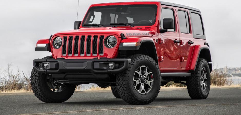2020 Jeep Wrangler Rubicon Türkiye'de!