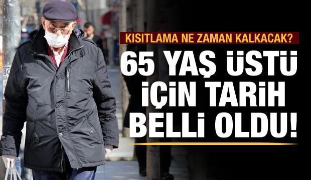 65 yaş üstü için kritik tarih!